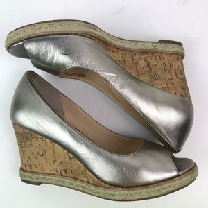 Cole Haan wedged women's shoes size 9.5